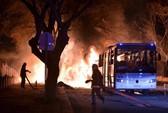 Nổ lớn ở thủ đô Thổ Nhĩ Kỳ, 28 người chết