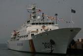 Tàu huấn luyện Badaro - Hàn Quốc cập cảng Tiên Sa