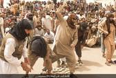 IS ném đá vỡ hộp sọ 4 người đàn ông ngoại tình