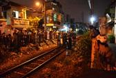 Lang thang trên đường ray, người đàn ông bị tàu hỏa tông tử vong