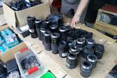 Lang thang mua máy ảnh chợ trời