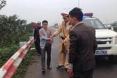 Nghe hô cướp trên cao tốc, CSGT tóm gọn 2 người đàn ông
