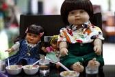 Lạ lùng hãng hàng không Thái Lan bán vé cho búp bê