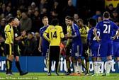 HLV Hiddink tố hậu vệ Watford đánh Diego Costa
