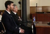Messi ngồi tù 22 tháng vì trốn thuế?
