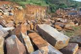 Khai thác đá phá nhà dân