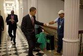 """""""Chân dung thật sự"""" của ông Obama"""