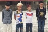4 thiếu niên gây ra 5 vụ ném đá trên cao tốc Hà Nội-Hải Phòng
