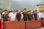 Khánh thành nhà tưởng niệm anh hùng liệt sĩ Vị Xuyên