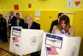 Bầu cử Mỹ: Bi hài chuyện nhà Trump đi bỏ phiếu