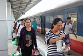 Mở chuyến tàu lửa ngoại ô từ ga Sài Gòn đến Dĩ An