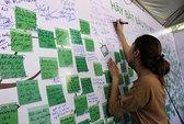Hàng trăm người cam kết bảo vệ môi trường