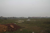 Dự án trăm tỉ đồng vẫn là bãi đất hoang