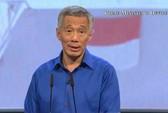 Thủ tướng Singapore ngất xỉu khi truyền hình trực tiếp
