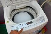 """Cảnh giác """"giặc"""" trong máy giặt"""