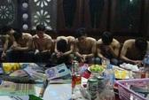 Đột kích quán karaoke, bắt 15 đối tượng phê ma túy