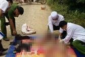 Thanh niên bị chặt thi thể để trong bao tải ven đường