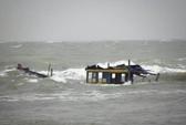 Bị tàu hàng nước ngoài đâm chìm, 7 ngư dân mất tích