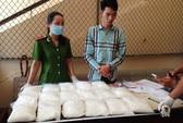 Bắt thanh niên 20 tuổi cầm đầu nhóm buôn 3,2 kg ma túy đá