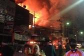 """""""Bom trôi"""" làm rung chuyển miền Nam Thái Lan"""