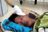 Đang ăn cơm, 1 công nhân bị bạn đâm lút dao vào đầu