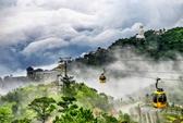 Khu du lịch Bà Nà Hills đón du khách thứ 2 triệu