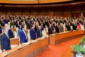 Danh sách 496 đại biểu Quốc hội khoá XIV