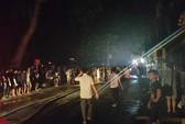 Cháy quán bar trước chung kết Euro, người dân náo loạn
