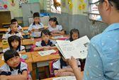 Hàng loạt ngoại ngữ vào trường học
