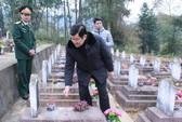 Chủ tịch nước dâng hương liệt sĩ chiến tranh biên giới phía Bắc