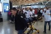 Sân bay Thượng Hải rúng động vì vụ nổ