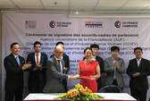 Trường ĐH và doanh nghiệp cùng hành động vì tương lai của SV Pháp ngữ