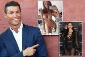"""Ronaldo từng vụng trộm với """"bản sao"""" của Irina"""