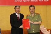Thượng tướng Tô Lâm làm Bí thư Đảng ủy Công an Trung ương