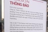 Parkson cuối cùng ở Hà Nội sắp đóng cửa