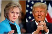 Bà Clinton xin lỗi những người ủng hộ ông Donald Trump