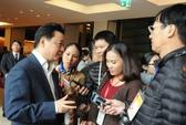 Bộ trưởng TN-MT nói về việc xin đổ 1,5 triệu m3 chất thải ra biển