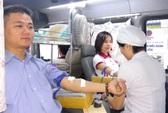 Hơn 110 cán bộ, công nhân viên EVN SPC hiến máu nhân đạo