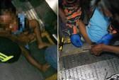 Bé trai 3 tuổi bị thang cuốn nghiền nát bộ phận sinh dục