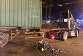 2 vụ tai nạn trong đêm, 3 người chết