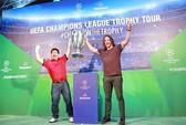 Siêu cúp UEFA Champions League tái ngộ Hải Phòng