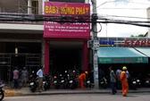 Thi công bất cẩn, 3 công nhân bị điện giật bỏng nặng