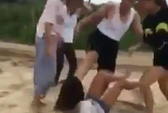 Đã xác định được 1 nữ sinh lớp 9 tham gia đánh bạn, quay clip