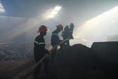 Liên tiếp cháy kho nông sản ở Gia Lai