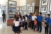 Học sinh kéo nhau đi xem triển lãm Hoàng Sa, Trường Sa