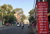 Cấm thêm 2 tuyến đường dừng trả khách ở trung tâm Sài Gòn