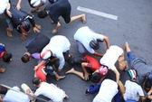 TP HCM: Hàng trăm người giật cô hồn gây náo loạn