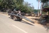 Chủ tịch Hà Nội yêu cầu xử lý nghiêm xe cồng kềnh