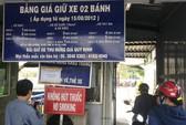 Trông xe máy sân bay Nội Bài 7.000 đồng/xe, bị phạt 22,5 triệu đồng
