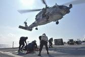 Mỹ bàn chuyện tuần tra chung với Philippines ở biển Đông